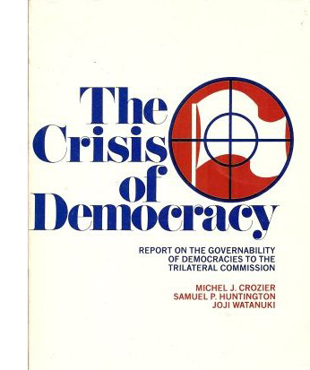 The Crisis of Democracy